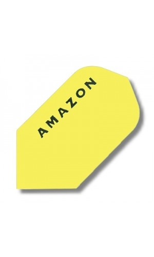 Amazon, Slim-Form, gelb