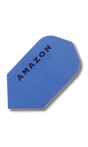 Amazon, Slim-Form, blau