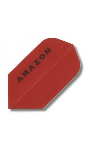 Amazon, Slim-Form, rot