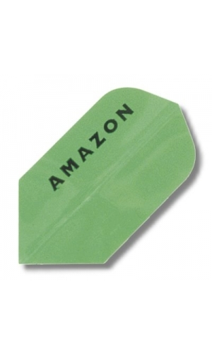 Amazon, Slim-Form, grün