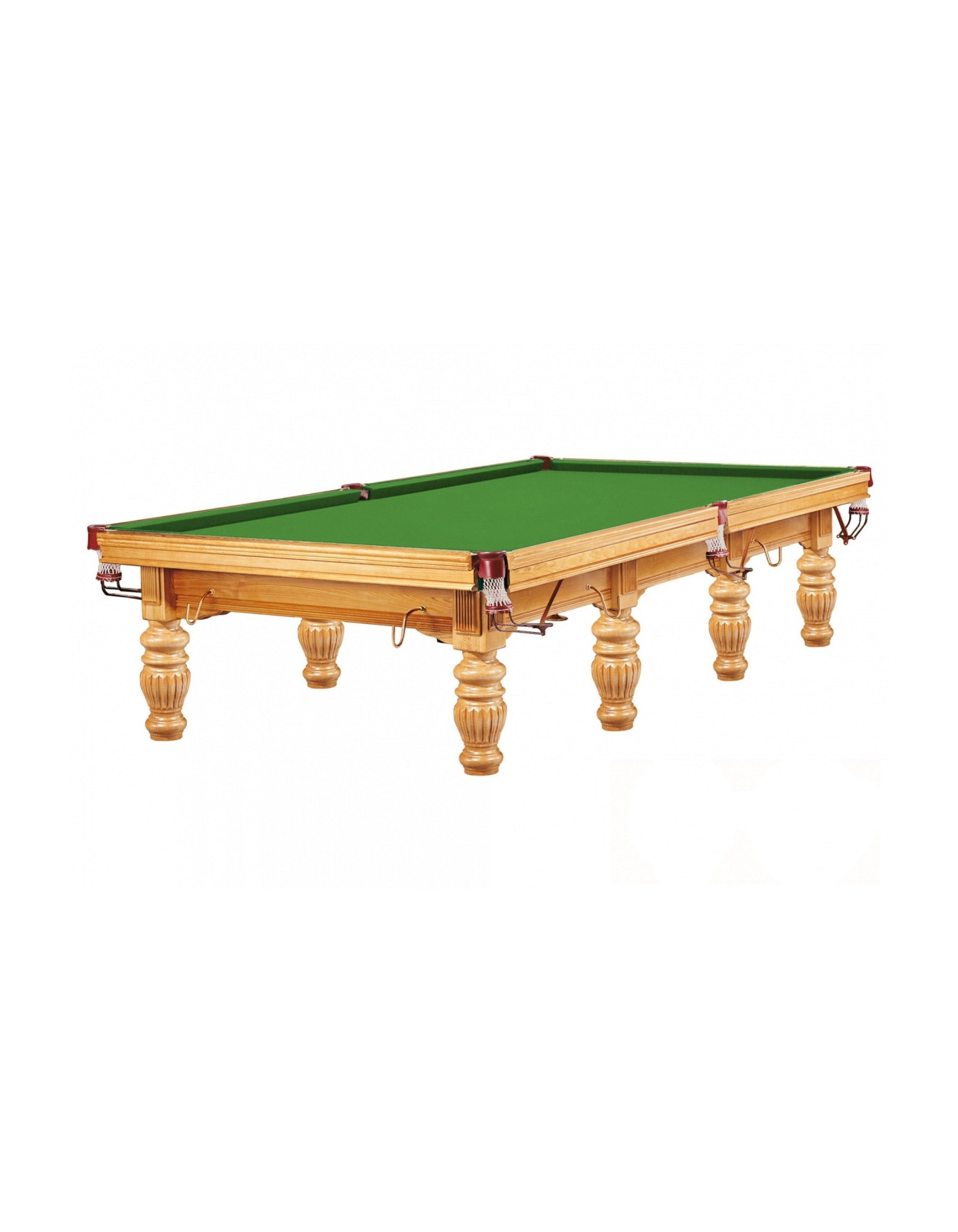 Snooker, Dynamic Prince, eiche, 12 ft...